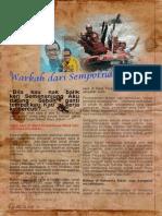 Surat Dr Khairul dari Semporna Sabah