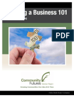 eBook Starting a Business 101