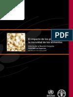 Impacto de Los Piensos en La Inocuidad de Los Alimentos - FAO 2007