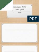 hemoptisis sindromes