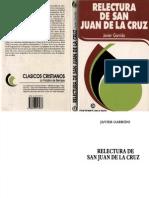 Garrido, Javier - Relectura de San Juan de La Cruz
