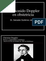 Ultrasonido Doppler en Obstetricia