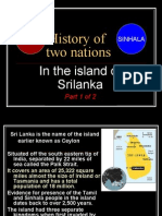 TAMIL History of Two Nations Part 1 of 2