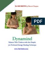 Chakra Secrets - Dynamind Instruction