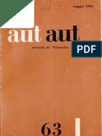 Dialettica del concreto, di Karel Kosík