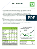 TD_Securities, Canada, The Weekly Bottom Line, June 28, 2013