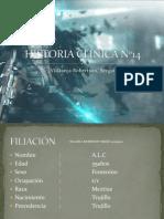 HISTORIA CLÍNICA Nº14