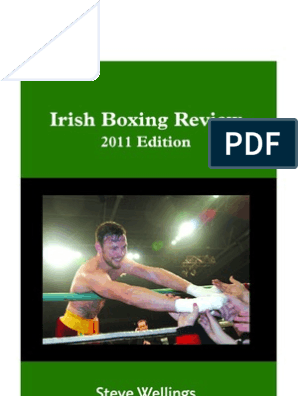 Irish Boxing Review News Podcast