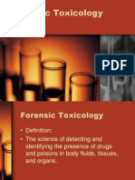 Toxicology  for presentation power point