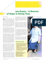 Sister Joan Evans - A Beacon of Hope in Klong Toey