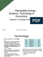 Energy & Power