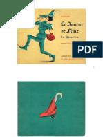 Père Castor Le joueur de flûte de Hamelin 1951