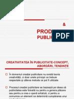 Creatie Si Productie Publicitara