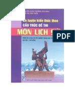Ôn Luyện Kiến Thức Theo Cấu Trúc Đề Thi Môn Lịch Sử - Nguyễn Xuân Trường, 206 Trang