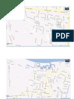 Peta Kota Tegal