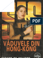 Gerard de Villiers Vaduvele Din Hong Kong