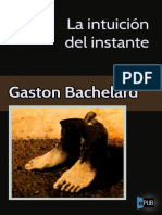 GastonBachelard.Laintuiciondelinstante.1.0