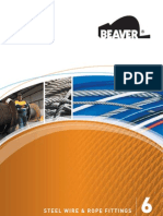 Beaver Tech Manual Steel Wire Rope S6 Web Single