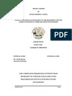 Online Shopping Portal Documentation
