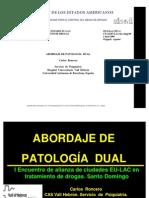 Cicad_Abordaje de Patologia Dual
