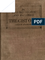 Haydon Rochester - The Gist of It for Healing, Health and Happiness (1919)