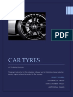 Indian Tyre Industry