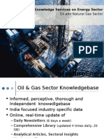 oil n gas sector ppt