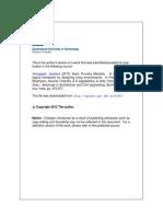 Vastu Purusha Mandala Academic Paper