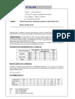 Informe Geomecanico Sobre Dimensionamiento Del Tajeo (3670-01) v.R.-2 Niveles 3670, 3685, 3700, 3716