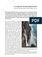 Press Release Angel Falls Highline english