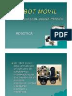 Robot Movil Buenas