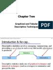 Graphical and Tabular Descriptive Techniques