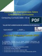 Computing Curricula IEEE-ACM