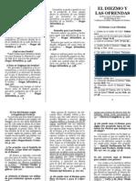 LITERATURA - El Diezmo y Las Ofrendas - ASD.doc