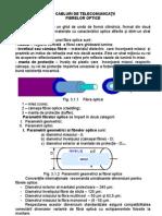 T3 CABLURI DE TELECOMUNICAŢII - FIBRELE OPTICE