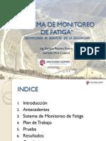 2. Sistema de Minitorio de Fatiga Southern Copper 29.11