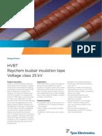 HVBT - Bus Bar Insulation Tape - 25 kV