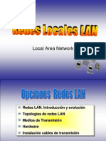 Redes Locales LAN