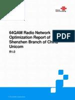 HSPA+ Optimization Report