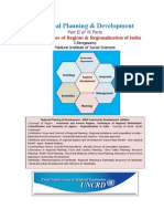 Regional Planning Part II Types of Regions & Regionalization of India