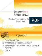 Screamfree Parenting 290613