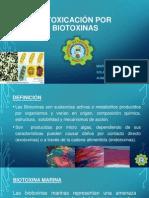 Intoxicación por biotoxinassssss