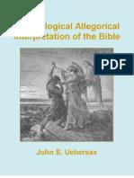Uebersax - Psychological Allegorical Interpretation