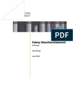 Fd_Felony Disenfranchisement Primer