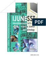 International Journal of u- and e- Service, Science and Technology (IJUNESST), Vol. 6, No. 3, June 2013