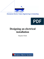 Designing an Electrical Installation Beginner Guide