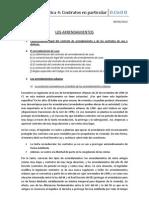 Tema 16. Los Arrendamientos -Completo-.