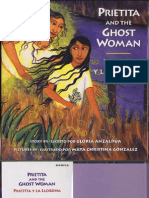 Prietita and the Ghost Woman - English and Spanish - eBook