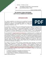 EDUTEKA - Un Modelo para Integrar TIC en el Currículo