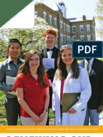Maryville College Strategic Plan